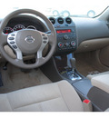 nissan altima 2012 white sedan 3 5 sr gasoline 6 cylinders front wheel drive automatic 78552