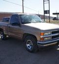 chevrolet c k 1500 series 1996 beige pickup truck c1500 cheyenne gasoline v6 rear wheel drive automatic 79119