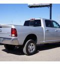ram 2500 2011 silver slt diesel 6 cylinders 4 wheel drive automatic 79119
