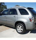 chevrolet equinox 2006 silver suv lt gasoline 6 cylinders front wheel drive not specified 77515