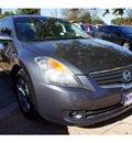 nissan altima 2007 gray sedan 2 5 gasoline 4 cylinders front wheel drive automatic 78748