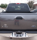 ford f 150 2003 dk  gray xlt gasoline 8 cylinders sohc rear wheel drive automatic with overdrive 76011