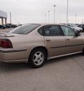 chevrolet impala 2001 tan sedan ls gasoline 6 cylinders front wheel drive automatic 78009