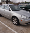 kia optima 2008 silver sedan ex gasoline 4 cylinders front wheel drive automatic 77375
