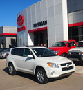 toyota rav4 2012 white suv limited gasoline 6 cylinders 2 wheel drive 5 speed automatic 76053