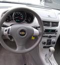 chevrolet malibu 2011 white sedan ls fleet flex fuel 4 cylinders front wheel drive automatic 75503