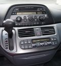 honda odyssey 2005 lt  green van ex l gasoline 6 cylinders front wheel drive automatic 44410