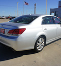 toyota avalon 2012 silver sedan gasoline 6 cylinders front wheel drive automatic 75110