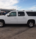 chevrolet suburban 2012 white suv lt 1500 flex fuel 8 cylinders 4 wheel drive automatic 78064