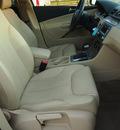 volkswagen passat 2009 black sedan komfort gasoline 4 cylinders front wheel drive automatic 77074