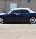 chrysler 300 2006 blue sedan c gasoline 8 cylinders rear wheel drive automatic 79110
