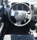 nissan versa 2010 dk  gray sedan 1 8 4 cylinders automatic 76234