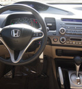 honda civic 2010 dk  gray sedan hybrid hybrid 4 cylinders front wheel drive automatic 77065