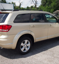 dodge journey 2011 gold mainstreet flex fuel 6 cylinders front wheel drive automatic with overdrive 77662