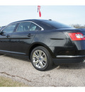 ford taurus 2010 black sedan limited gasoline 6 cylinders front wheel drive not specified 77531
