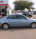 toyota avalon 2006 lt  blue sedan xls gasoline 6 cylinders front wheel drive automatic 76053