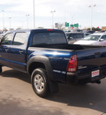 toyota tacoma 2008 blue prerunner v6 gasoline 6 cylinders 2 wheel drive automatic 76053