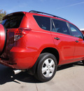 toyota rav4 2007 red suv 4 cylinders automatic 76210