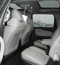 chevrolet traverse 2012 white suv ltz w dvd gasoline 6 cylinders all whee drive automatic 55313