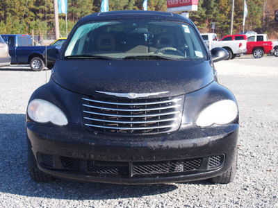 chrysler pt cruiser 2007 black wagon touring gasoline 4 cylinders front wheel drive not specified 27569