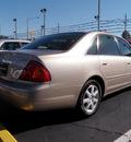 toyota avalon 2000 gold sedan xls gasoline 6 cylinders front wheel drive automatic 32401