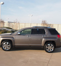 gmc terrain 2010 dk  gray suv slt 2 gasoline 6 cylinders front wheel drive automatic 76108