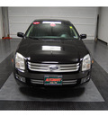 ford fusion 2007 black sedan v6 sel gasoline 6 cylinders front wheel drive automatic with overdrive 77630