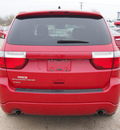 dodge durango 2011 dk  red suv heat gasoline 6 cylinders all whee drive automatic 78064