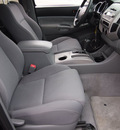 toyota tacoma 2008 gray prerunner v6 gasoline 6 cylinders 2 wheel drive 5 speed with overdrive 78224