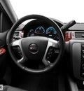 gmc yukon 2013 black suv sle flex fuel 8 cylinders 2 wheel drive 6 speed automatic 77539