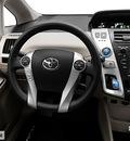 toyota prius v 2013 wagon base gas ele v five 4 cylinders automatic 27707
