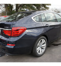 bmw 5 series 2013 dk  blue hatchback 535i xdrive gran turismo gasoline 6 cylinders all whee drive automatic 78729