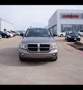 dodge durango 2007 beige suv slt flex fuel 8 cylinders 4 wheel drive automatic 76116