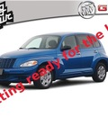 chrysler pt cruiser 2003 electric blue pearlcoat wagon base gasoline 4 cylinders front wheel drive 5 speed automatic 79015
