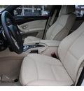 bmw 5 series 2010 white sedan 535i 6 cylinders automatic 77002