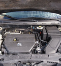 mazda mazda3 2006 black sedan s gasoline 4 cylinders front wheel drive automatic 76011