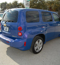 chevrolet hhr 2009 blue suv ls gasoline 4 cylinders front wheel drive automatic 76011