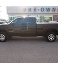 gmc sierra 1500 2008 red pickup truck sle1 8 cylinders automatic 77074