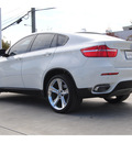 bmw x6 2011 white xdrive50i gasoline 8 cylinders all whee drive automatic 77002
