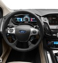 ford focus 2013 blue hatchback electric not specified automatic 77338