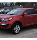 kia sportage 2012 red gasoline 4 cylinders front wheel drive automatic with overdrive 77375