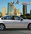 bmw 328i 2013 orion silver sedan gasoline 4 cylinders rear wheel drive automatic 77002