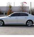 bmw 5 series 2008 silver sedan 528i gasoline 6 cylinders rear wheel drive automatic 77002