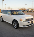 ford flex 2012 white limited gasoline 6 cylinders front wheel drive automatic 75119
