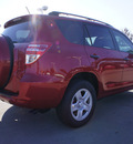 toyota rav4 2012 red suv gasoline 4 cylinders 2 wheel drive automatic 76116