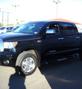 toyota tundra 2011 black limited flex fuel 8 cylinders 4 wheel drive automatic 79925