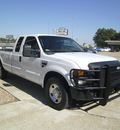 ford f 250 super duty 2008 white xl diesel 8 cylinders rear wheel drive automatic 75503