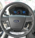 ford fusion hybrid 2012 blue sedan hybrid 4 cylinders front wheel drive automatic 32783