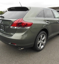 toyota venza 2013 green xle gasoline 6 cylinders front wheel drive automatic 34788