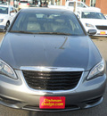 chrysler 200 2013 dk  gray sedan limited flex fuel 6 cylinders front wheel drive shiftable automatic 99212